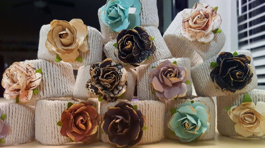 Decorative Napkin Rings