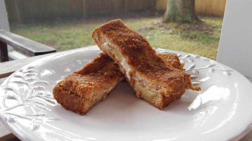 Stuffed French ToastSticks