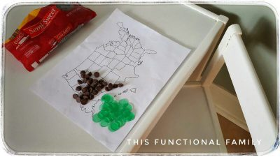 Homeschool Journal: Chocolate Geography